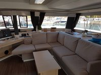 thumbnail-4 Fountaine Pajot 49.0 feet, boat for rent in Cyclades, GR
