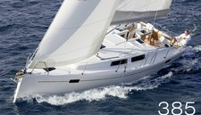 thumbnail-1 Hanse Yachts 37.0 feet, boat for rent in Zadar region, HR
