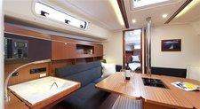 thumbnail-6 Hanse Yachts 37.0 feet, boat for rent in Zadar region, HR