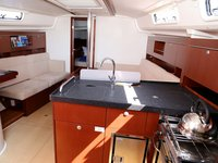 thumbnail-8 Hanse Yachts 37.0 feet, boat for rent in Šibenik region, HR