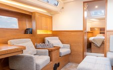 thumbnail-12 Hanse Yachts 45.0 feet, boat for rent in Split region, HR