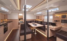 thumbnail-4 Hanse Yachts 50.0 feet, boat for rent in Split region, HR