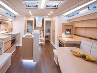 thumbnail-14 Hanse Yachts 56.0 feet, boat for rent in Split region, HR