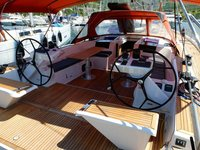 thumbnail-3 Hanse Yachts 56.0 feet, boat for rent in Split region, HR
