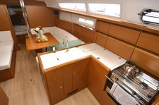 thumbnail-7 Jeanneau 38.0 feet, boat for rent in Dubrovnik region, HR