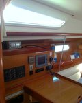 thumbnail-15 Jeanneau 38.0 feet, boat for rent in Ionian Islands, GR