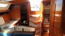 thumbnail-5 Jeanneau 40.0 feet, boat for rent in Šibenik region, HR