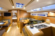 thumbnail-3 Jeanneau 41.0 feet, boat for rent in Cyclades, GR