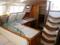 thumbnail-13 Jeanneau 43.0 feet, boat for rent in Saronic Gulf, GR