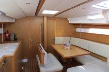 thumbnail-5 Jeanneau 45.0 feet, boat for rent in Split region, HR