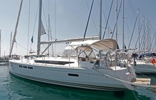 thumbnail-16 Jeanneau 50.0 feet, boat for rent in Split region, HR