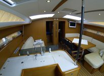 thumbnail-10 Jeanneau 52.0 feet, boat for rent in Šibenik region, HR