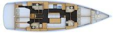 thumbnail-2 Jeanneau 53.0 feet, boat for rent in Split region, HR