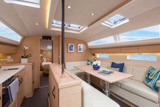 thumbnail-2 Jeanneau 53.0 feet, boat for rent in Šibenik region, HR