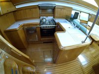 thumbnail-18 Jeanneau 54.0 feet, boat for rent in Šibenik region, HR