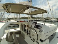 thumbnail-6 Lagoon-Bénéteau 38.0 feet, boat for rent in Šibenik region, HR