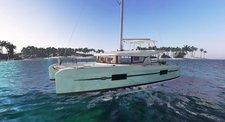 thumbnail-1 Lagoon-Bénéteau 41.0 feet, boat for rent in Šibenik region, HR