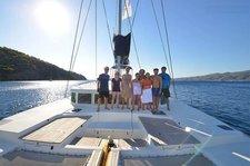 thumbnail-14 Lagoon-Bénéteau 50.0 feet, boat for rent in Cyclades, GR