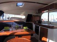 thumbnail-10 Nautitech Rochefort 39.0 feet, boat for rent in Split region, HR