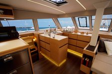 thumbnail-7 Nautitech Rochefort 45.0 feet, boat for rent in Zadar region, HR