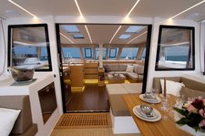 thumbnail-6 Nautitech Rochefort 45.0 feet, boat for rent in Zadar region, HR
