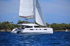 thumbnail-8 Nautitech Rochefort 45.0 feet, boat for rent in Zadar region, HR