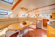 thumbnail-1 Nautitech Rochefort 47.0 feet, boat for rent in Ionian Islands, GR