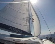 thumbnail-3 Nautitech Rochefort 47.0 feet, boat for rent in Ionian Islands, GR