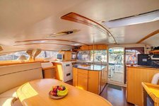 thumbnail-9 Nautitech Rochefort 47.0 feet, boat for rent in Ionian Islands, GR