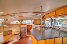 thumbnail-10 Nautitech Rochefort 47.0 feet, boat for rent in Ionian Islands, GR