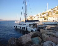 thumbnail-2 Nautitech Rochefort 47.0 feet, boat for rent in Ionian Islands, GR