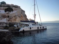 thumbnail-17 Nautitech Rochefort 47.0 feet, boat for rent in Ionian Islands, GR