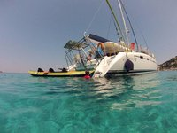 thumbnail-7 Nautitech Rochefort 47.0 feet, boat for rent in Ionian Islands, GR