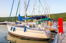 thumbnail-8 Solina Yacht 26.0 feet, boat for rent in Kvarner, HR