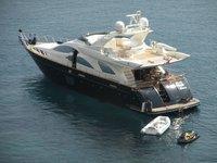 thumbnail-1 Azimut / Benetti Yachts 78.0 feet, boat for rent in Zadar region, HR