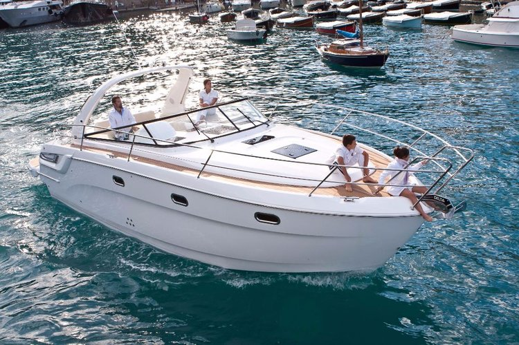 Enjoy Liguria to the fullest on our Bavaria Yachtbau