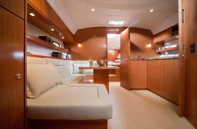 Discover Liguria surroundings on this Bavaria Sport 38 Bavaria Yachtbau boat