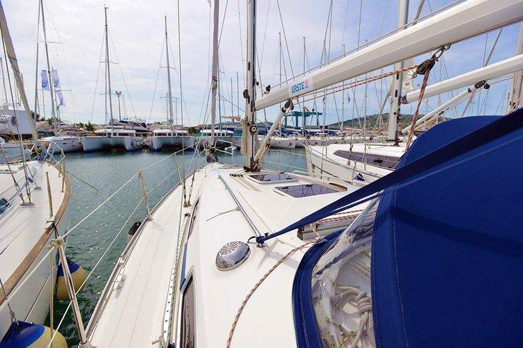 Boat for rent Bavaria Yachtbau 35.0 feet in Marina Hramina, Murter, Croatia