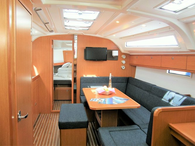 Boat for rent Bavaria Yachtbau 40.0 feet in Marina Hramina, Murter, Croatia