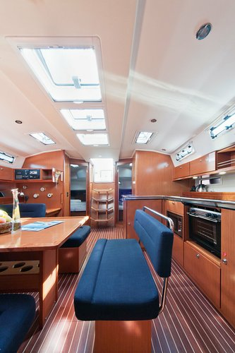 Discover Šibenik region surroundings on this Bavaria Cruiser 45 Bavaria Yachtbau boat