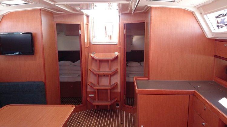 Boat for rent Bavaria Yachtbau 46.0 feet in Marina Hramina, Murter,