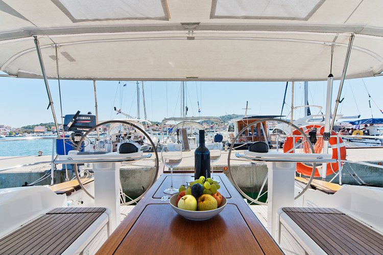 Boat for rent Bavaria Yachtbau 51.0 feet in Marina Hramina, Murter, Croatia