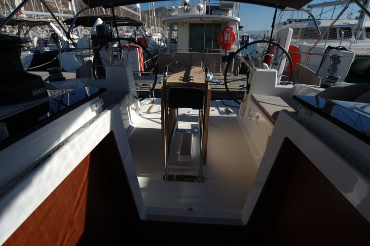 Bénéteau's 40.0 feet in Aegean
