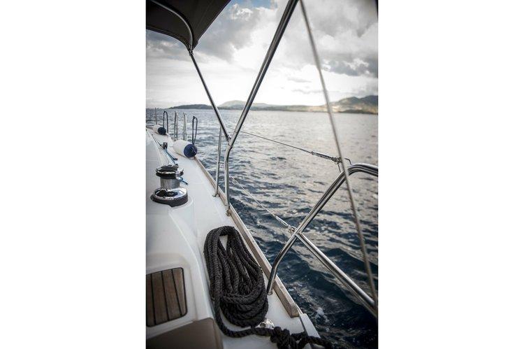 Boat for rent Beneteau 43.0 feet in Lefkas - Marina Lefkas,