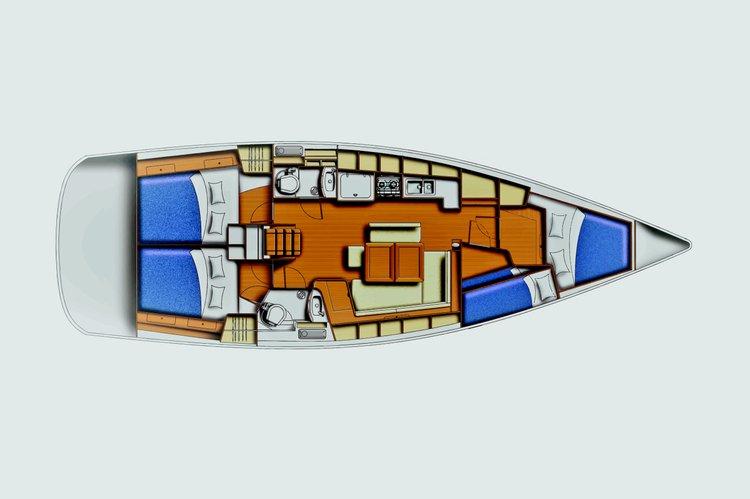 Boat rental in Ionian Islands,