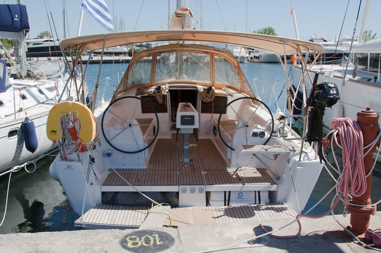 Boating is fun with a Dufour Yachts in Macedonia