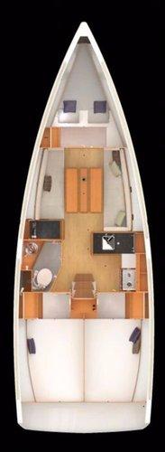 Jeanneau's 33.0 feet in Zadar region