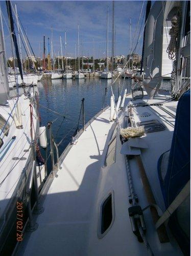 Boat for rent Jeanneau 46.0 feet in Marina Alimos (Kalamaki),