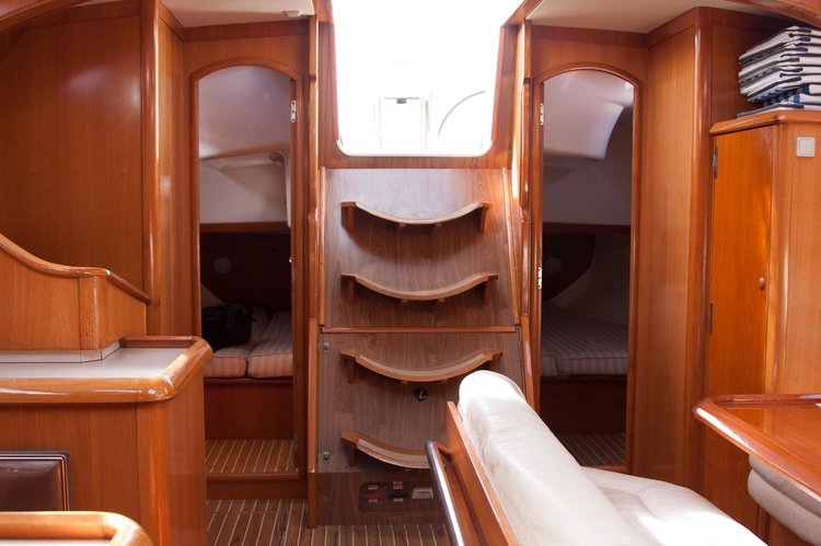 Boat for rent Jeanneau 50.0 feet in Macedonia, Greece
