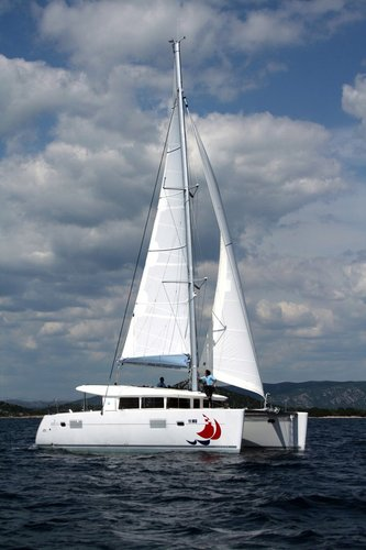 Boat for rent Lagoon-Bénéteau 39.0 feet in Marina Hramina, Murter,